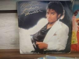 Vinil Michael Jackson thriller