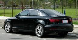 Audi A3 1.8 - Teto Solar, 2º Dono, Blindado