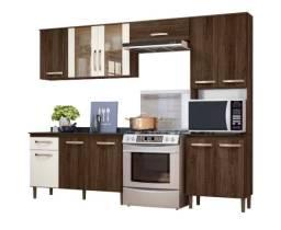 Armário de Cozinha 3 peças + Balcão 1,20 #Oferta