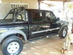 Ranger XLS CD gasolina 2008, exelente estado, só DF completo
