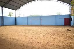 Arena Coberta / Galpão