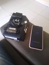 Título do anúncio: Motorola E7 PLUS novo na caixa!