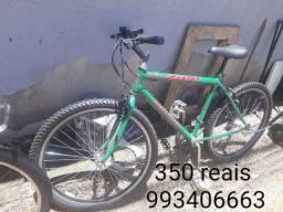 Bicicleta 350reais cada uma
