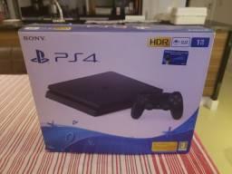 Playstation 4(1TB) + 4 Jogos