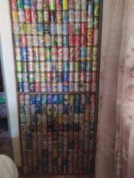Latas cerveja para coleção - 780 latas