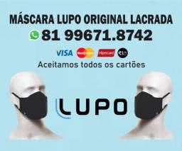 Máscara Lupo Original ENTREGO HOJE WHATSAPP