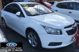 Título do anúncio: Gm Chevrolet Cruze LT 1.8 Aut. 2012 + GNV. Entrada a partir de 9.500,00 + 689,99 Fixas