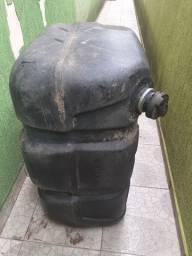 Tanque de diesel