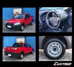 Fiat Strada 1.4 Hard Working Cab. Dupla