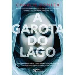 Livro a Garota do Lago - Charlie Donlea Novo e lacrado-  Brinde 1 marca página magnético