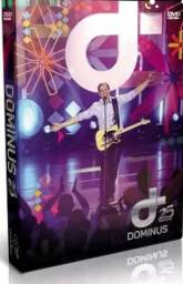 Dvd 25 anos banda Dominus canção Nova