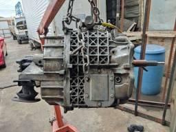 Caixa de câmbio vw 8150 cargo iveco 2008 2012