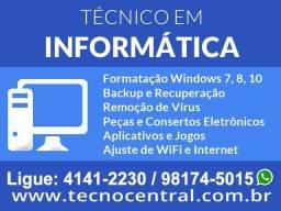 Técnico Informática em Porto Alegre