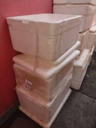 Caixa isopor 120 litros