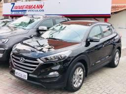 Hyundai Tucson Gls 1.6 turbo 2018 único dono