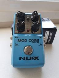 Pedal Nux Mod Core Deluxe (vários Efeitos Num Pedal Só!)