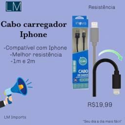 Cabo de Iphone resistente