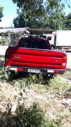 Uma pampa ano 1994 licenciado 2020 motor ap 1.8 cor vermelha