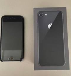 Iphone 8 - 64gb Preto