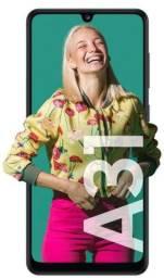 Samsung Galaxy A31 Dual SIM 128 GB prism crush black 4 GB RAM  Novo na Caixa