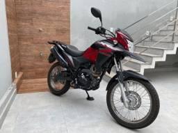 XRE 190 Vermelha 2020 ABS FlexOne - Apenas 9.200 KM.