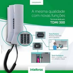 Título do anúncio: Telefone Interfone para Apartamento Intelbras Tdmi 300