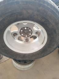 Título do anúncio: Baixou Rodas aro 16 Nissan Frontier