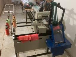 Máquina de estopa industrial
