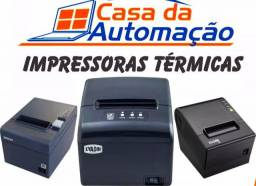 Impressoras Térmicas 80MM-NOVAS COM GARANTIA DE 24 MESES!