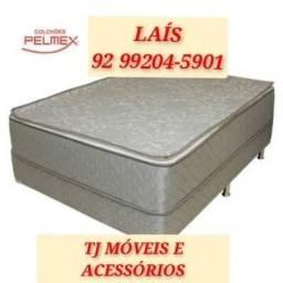 cama CONFORT molas Pocket pelmex
