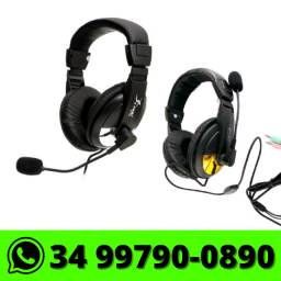 Fone Headset para PC Knup
