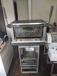 Forno Semi-Industrial + Equipamentos Para Pizzaria R$2000,00