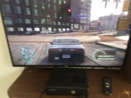 Xbox 360 desbloqueado ótimo estado