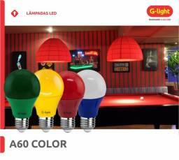 Lampada  led A60 COLOR<br><br>