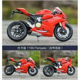 Miniatura moto PANIGALE 1199  18cm