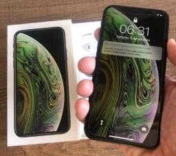 iPhone XS Max Preto 64GB Anatel - Aceito iPhone e Parcelo