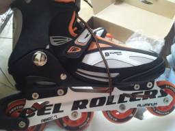 Patins Bell Roller 5000 in line novo na caixa