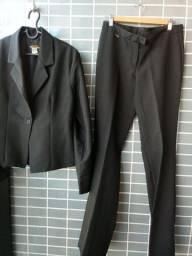 Conjunto blazer e calça