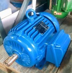 Motor W22 Weg 6 Cv 1700 Rpm Trifásico