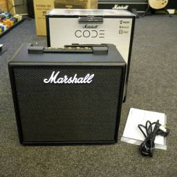 Amplificador Marshall Code25 (cubo de guitarra/amplificador)