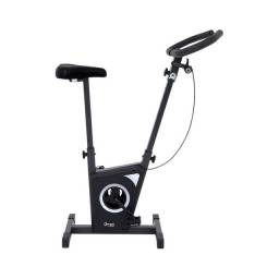 Bicicleta Ergométrica Vertical Dream Fitness EX450 Chumbo Bivolt