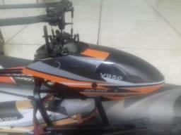 Helicóptero Wltoys V950 ¨canais