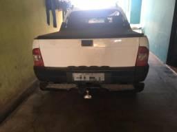 Fiat Strada fire - 2005