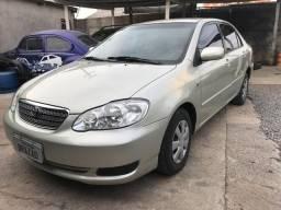 Corolla 1.6 XLI automático - 2008