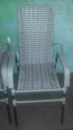 Vendo 4/cadeira linda