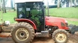 Trator Yanmar 1175/4 Compacto