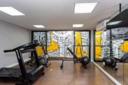 Apartamento à venda com 1 dormitórios em Higienópolis, São paulo cod:107372