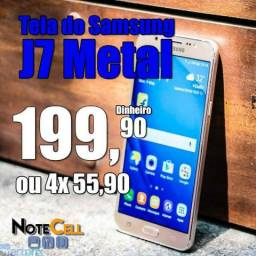 Tela Samsung J7 Metal - Lcd Ips