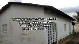 Casa com barracão no Jardim Curitiba! Oportunidade 110mil