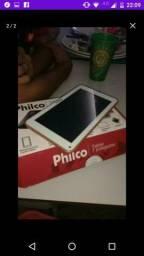 Tablet Philco nota fiscal ,dois meses de uso